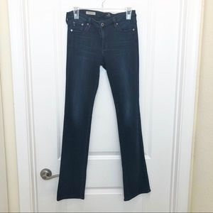 AG The Ballad Slim Boot Jeans Size 30R